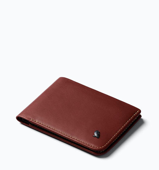 Bellroy Hide & Seek Wallet - Red Earth
