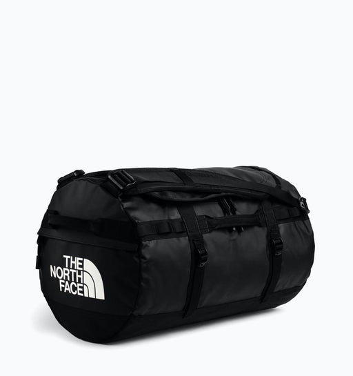 The North Face Small Base Camp Duffle 50L - Black White