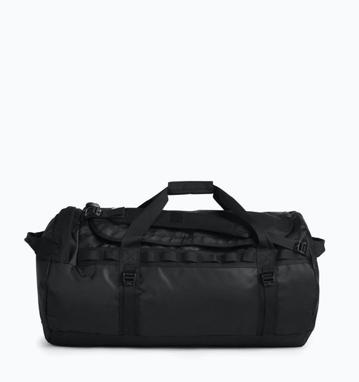 The North Face Large Base Camp Duffle 95L - Black / White