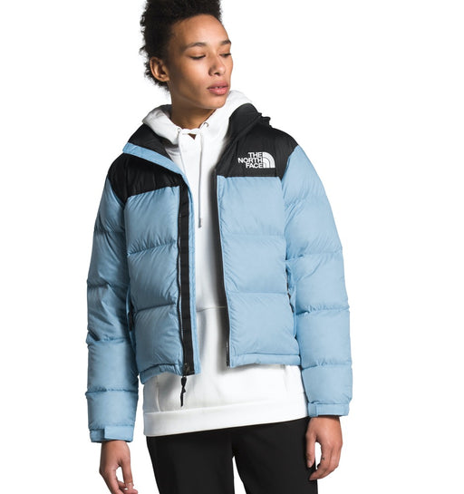 The North Face Women's 1996 Retro Nuptse Jacket - Angel Falls Blue