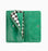 Status Anxiety Audrey Envelope Wallet - Emerald