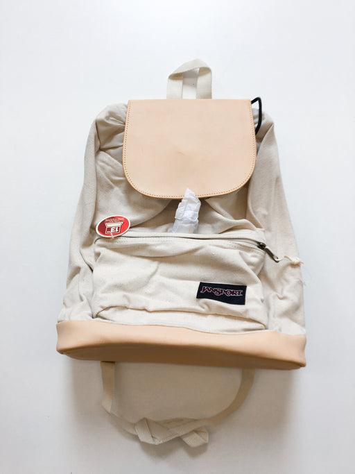 "Jansport Haiden 13"" Laptop Backpack - Natural Canvas"