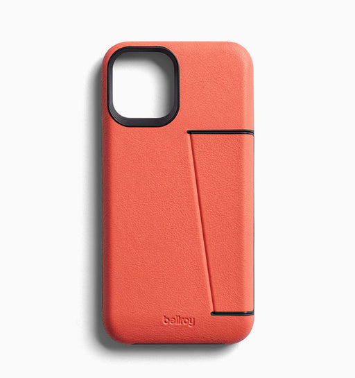 Bellroy iPhone 12 & 12 Pro Case (3 Card) - Coral