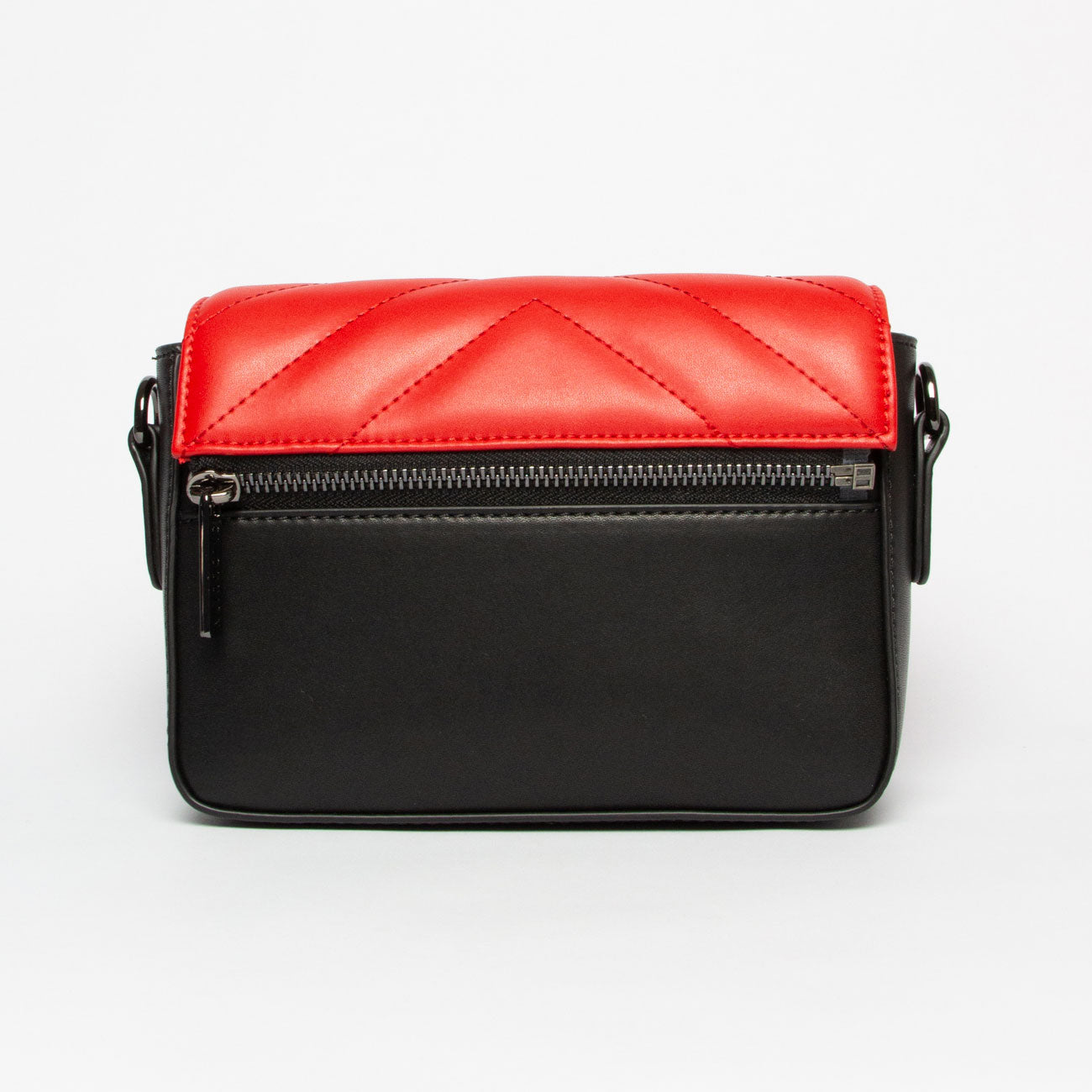 Red Alert Crossbody Bag
