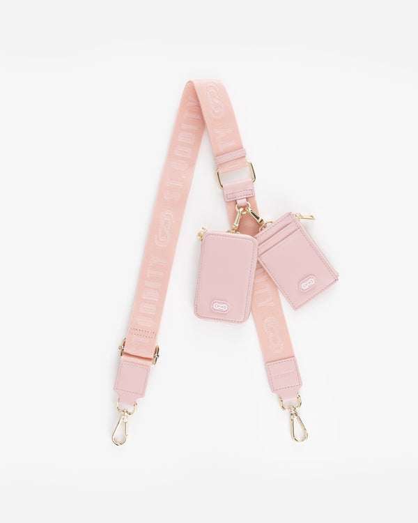 Utility Street Strap in Pink