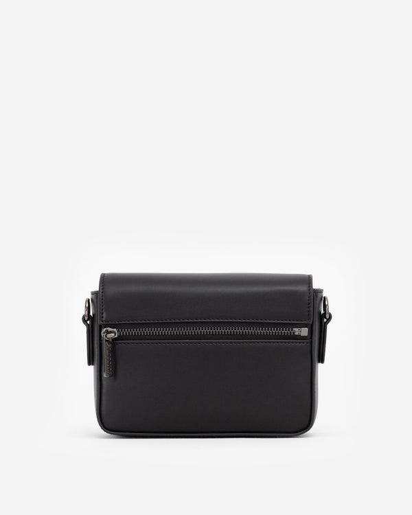Pre-order (Mid-November): Classic Black Crossbody Bag