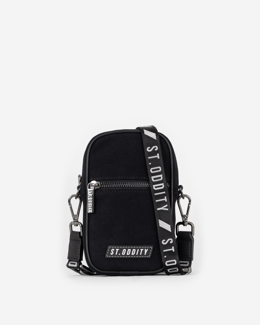 Side Bag in Black