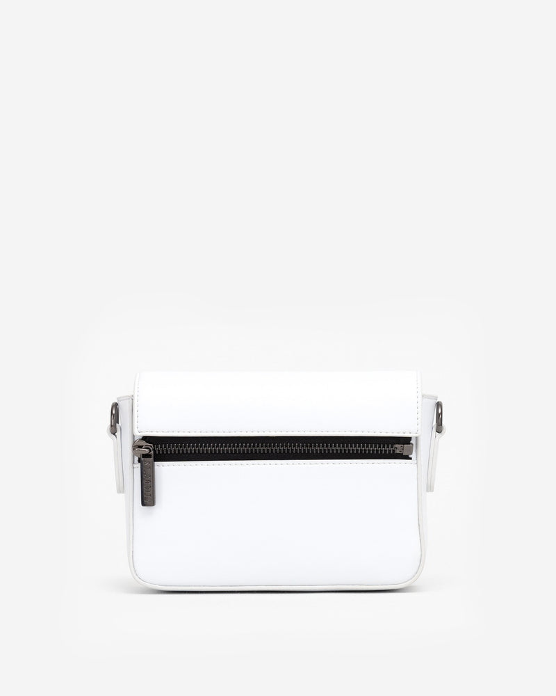 Pre-order (Mid-February): Classic White Crossbody Bag