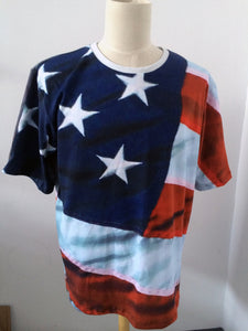 Barisimo USA Flag Tee Shirt