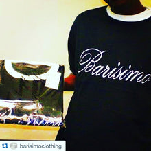 Load image into Gallery viewer, Barisimo Throwback Tee Shirt