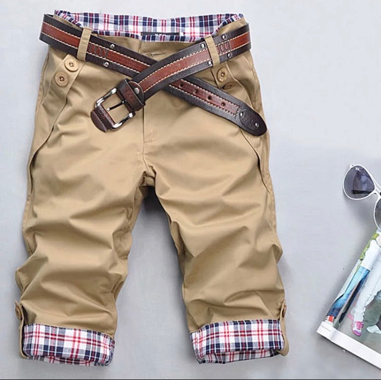 Barisimo Cargo Shorts (no belt)