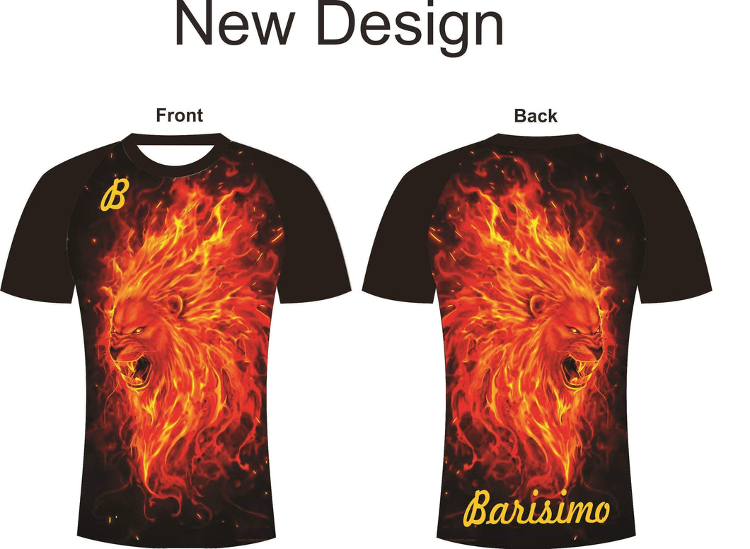 Barisimo Red Lion Tee Shirt