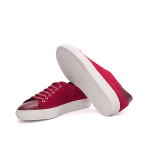Barisimo Fuzzy Trainers (Red)
