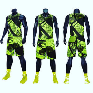 Barisimo Basketball Gear