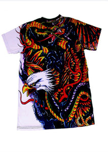 Limited Edition Barisimo Patriotic Tee Shirt Standard Fit