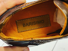 Load image into Gallery viewer, Custom Barisimo Handmade Leathers (Partially Croc)