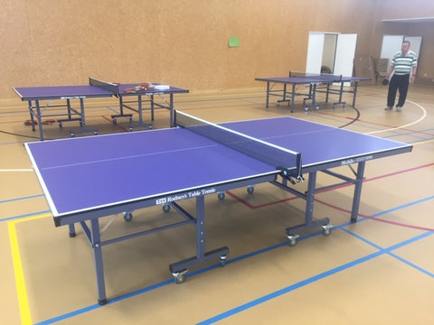 RTT 4016 16mm table with 4 x 729 bats (available now)