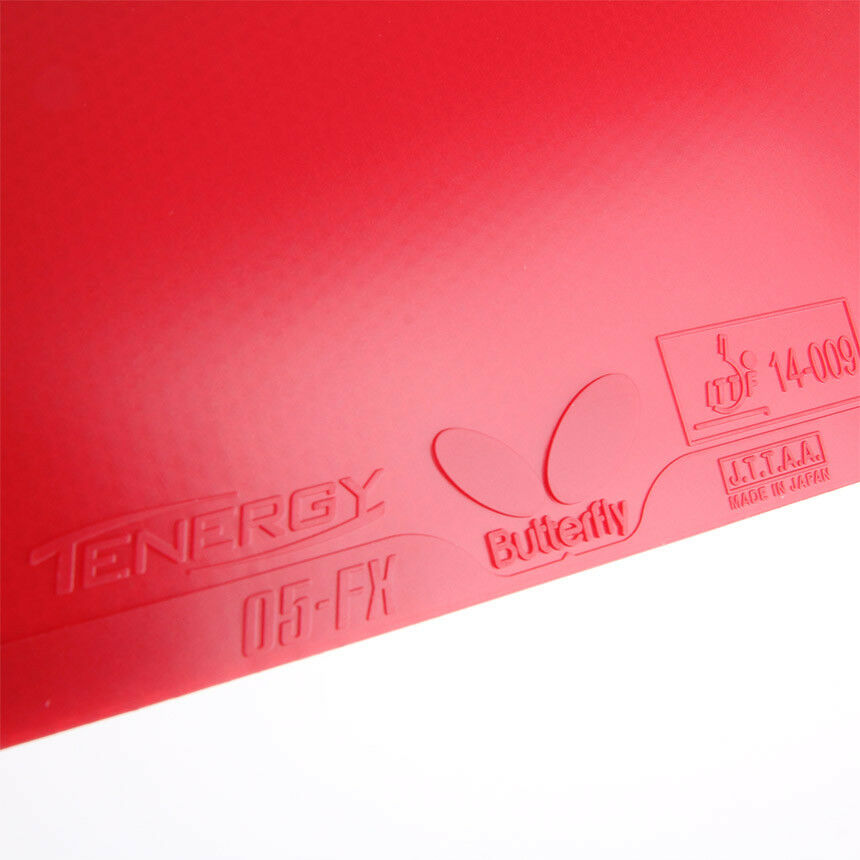 Table Tennis Rubber Tenergy 05 Butterfly Japan