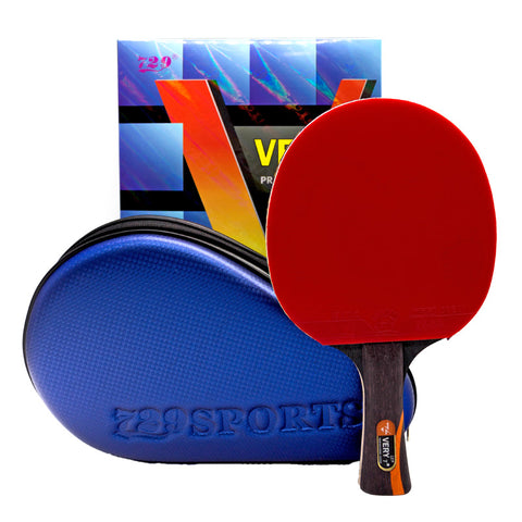 729 Friendship VERY 7 Table Tennis Racket