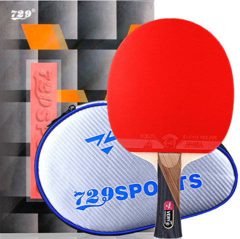 729 Friendship VERY 6 Table Tennis Racket