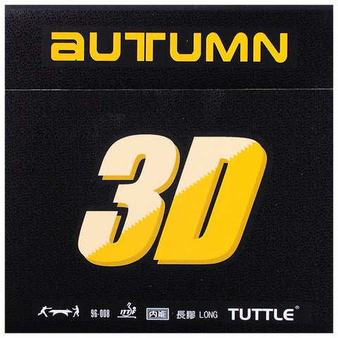 Tuttle Autumn 3D long Pimples