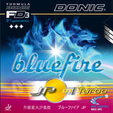 DONIC Bluefire JP01 turbo rubber
