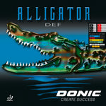 Donic Alligator Def Long pimple rubber