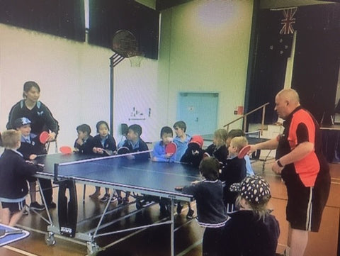A Table tennis Coach