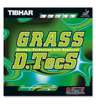 Tibhar Grass D.TecS long pimple rubber