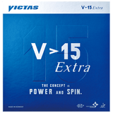 Victas V-15 Extra rubber