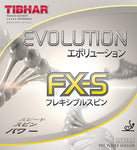 Tibhar Evolution FX-S rubber