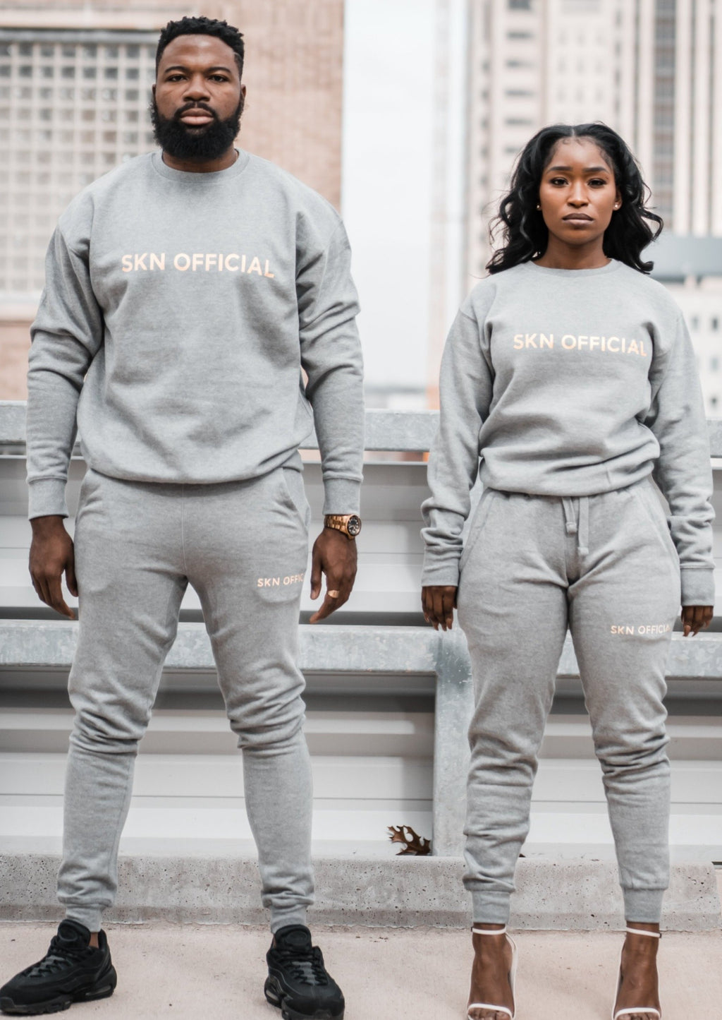UNISEX-SKIN OFFICIAL JOGGER SET