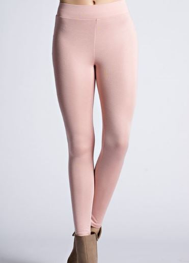 PINK HIGH WAIST LEGGING