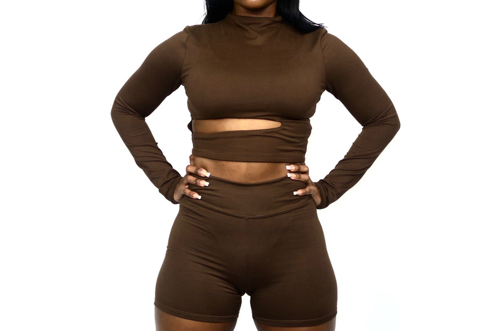 BRANDY 2 PIECE SET