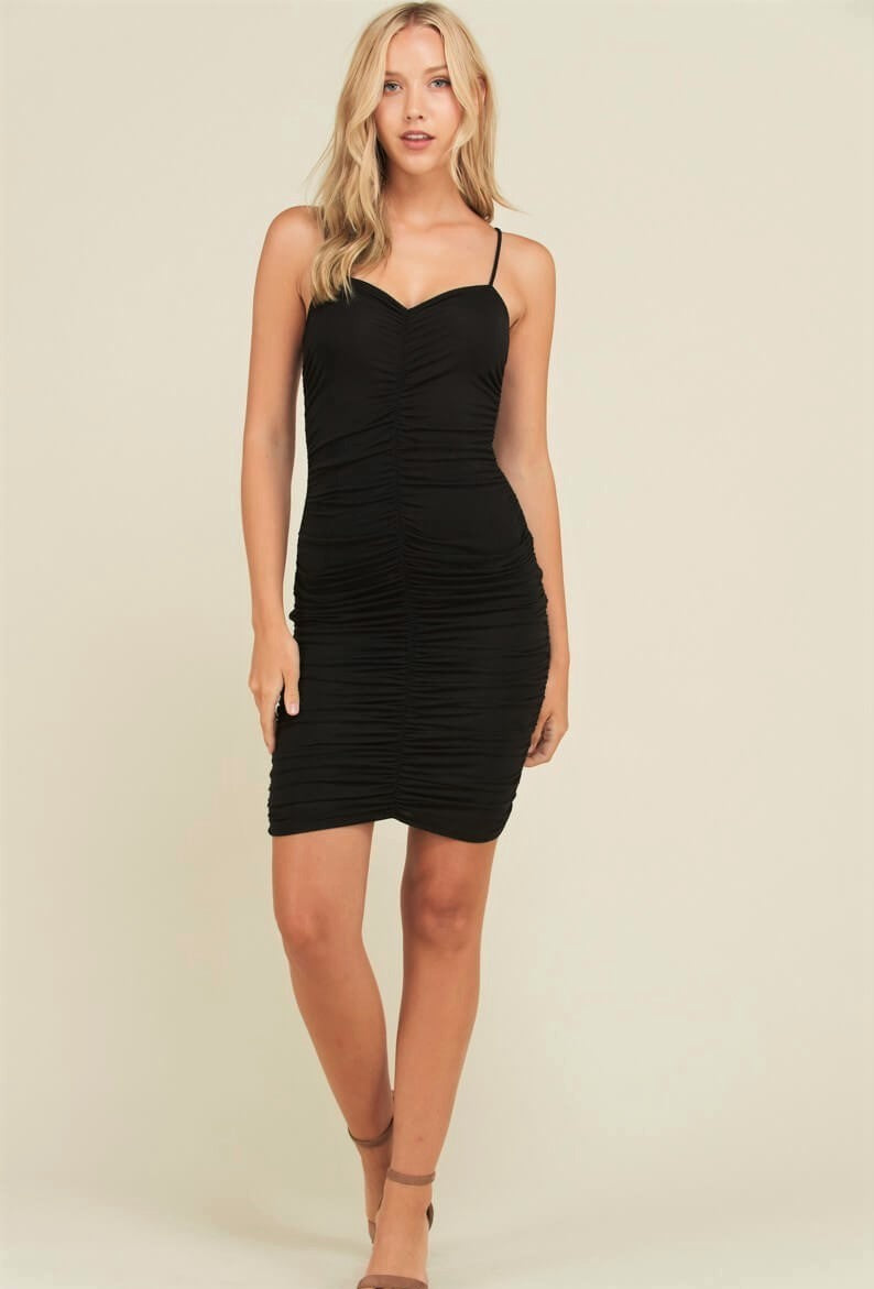 BRITTNEY CAMI DRESS