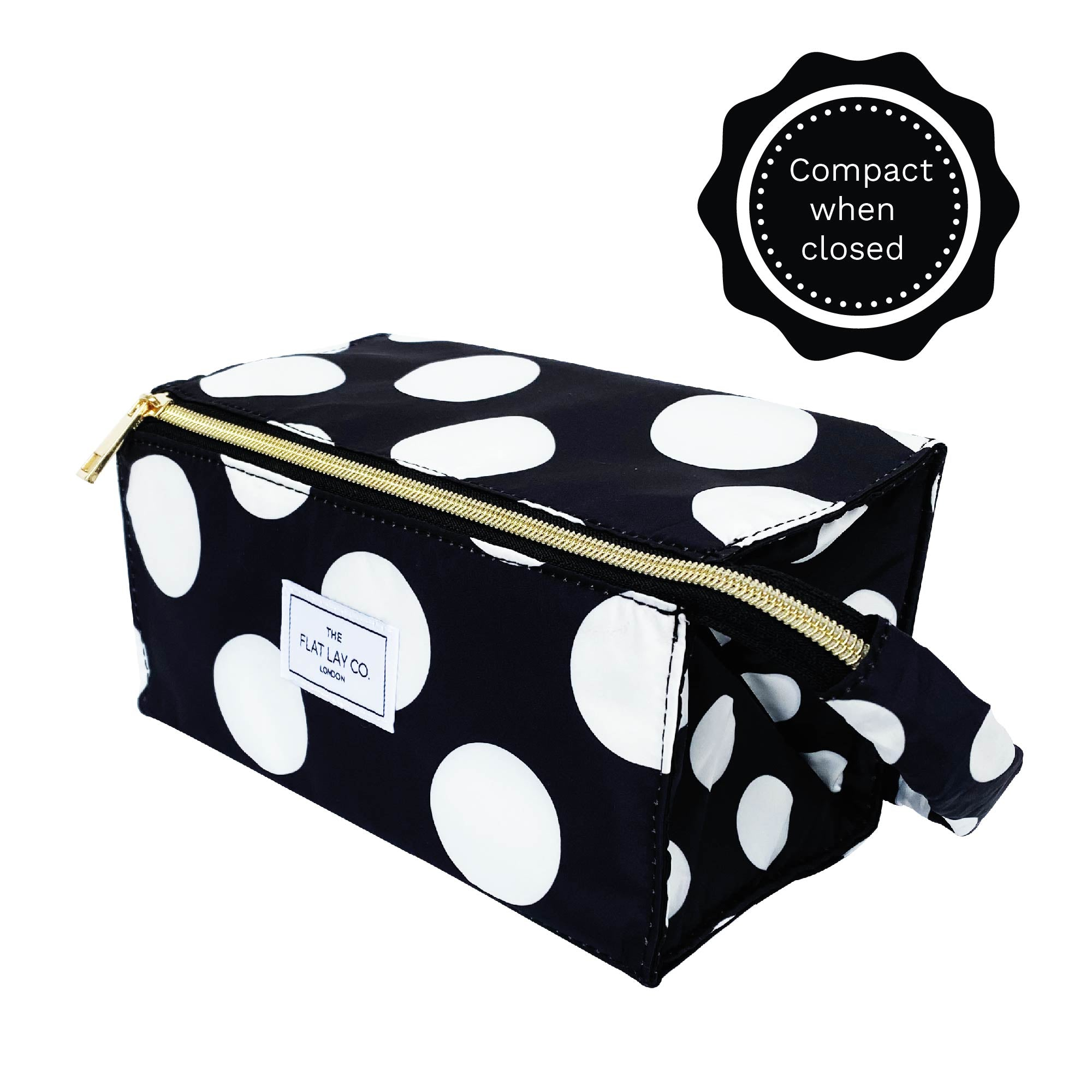 Double Spots Box Bag
