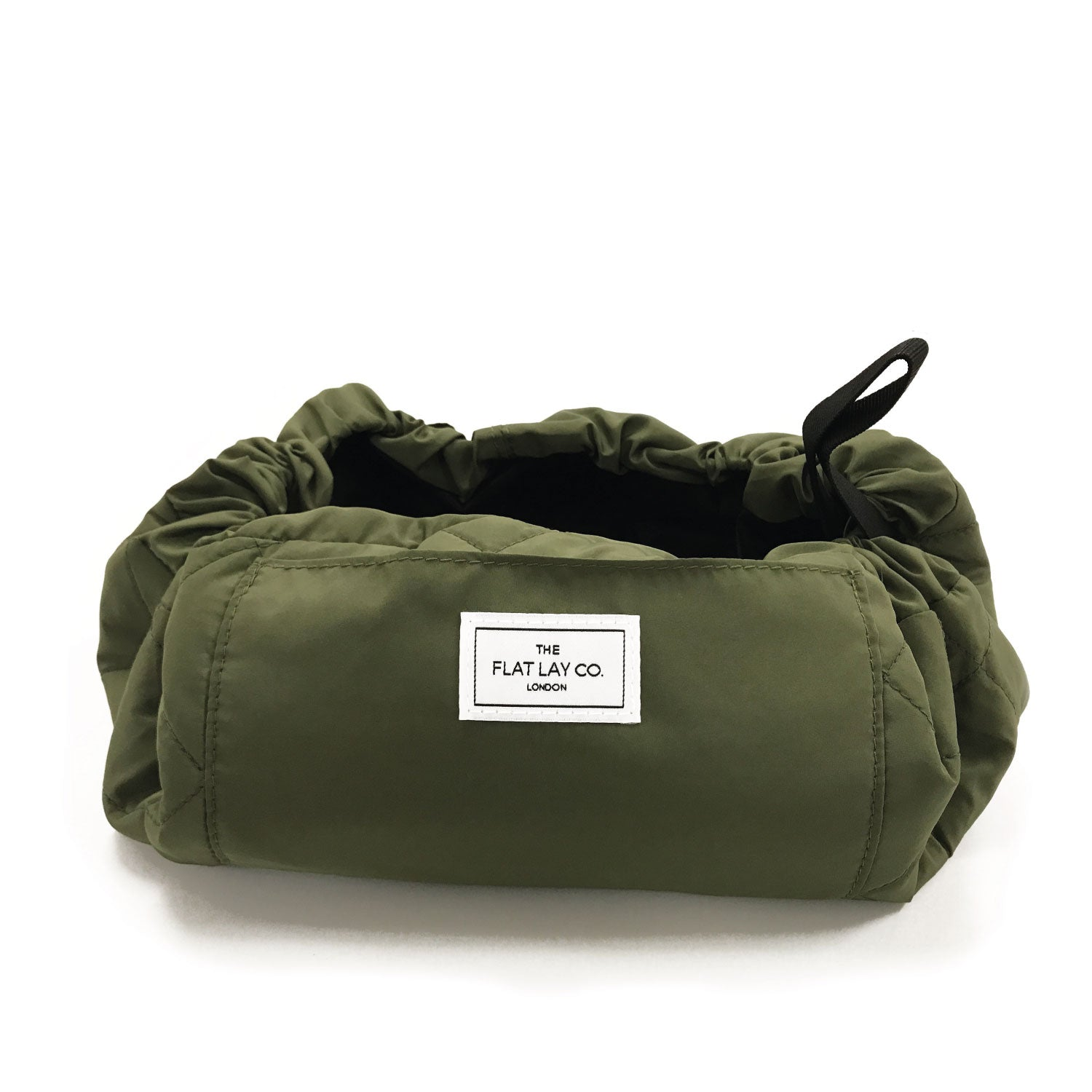 Utility Green Open Flat Makeup Bag 50cm EUR