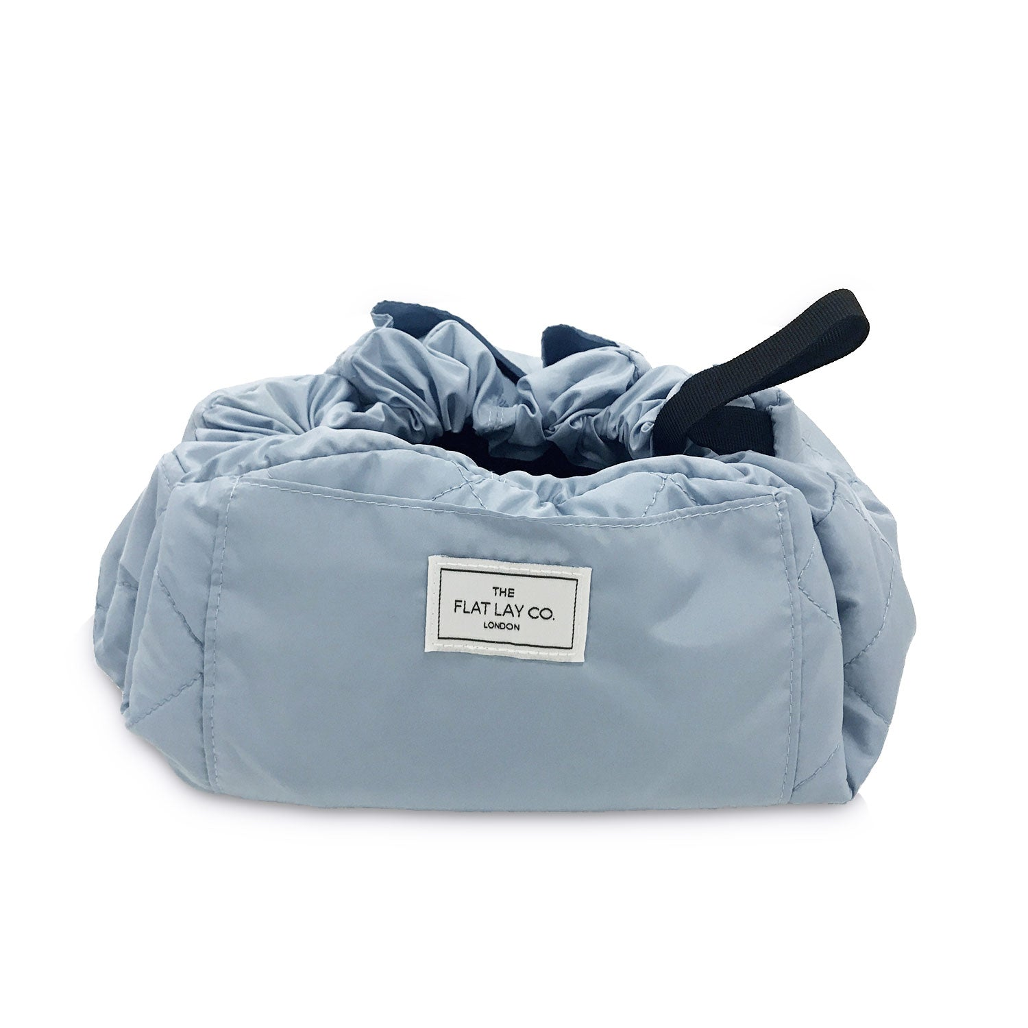 Haze Blue Open Flat Makeup Bag 50cm EUR