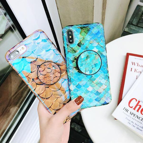 mermaid iphone case 2019 sparkle mermaid collection haul