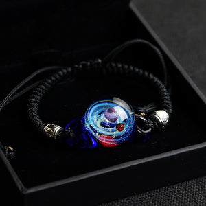 Galaxy Bracelet - 100% Handmade Glass