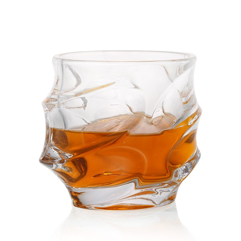 Tornado Whiskey Glass
