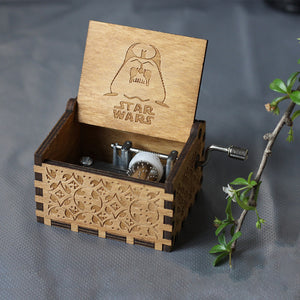Star Wars Themed - Hand Crafted Music Box