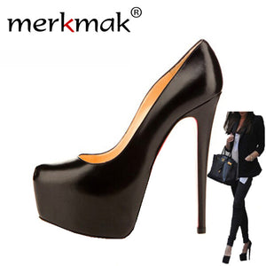 New 2018 14cm heel new fashion wedding party women high heels women pumps shoes women Sapatos Femininos Free Shipping