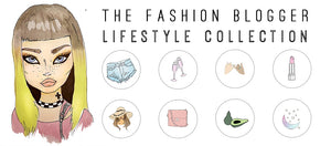 Free Instagram Highlight Cover Icons - Hand Drawn Fashion Lifestyle Blogger