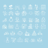 38 Baby Blue Wedding Theme Cover Icons
