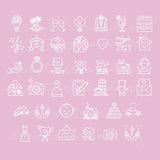 wedding instagram highlight cover icons