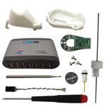 8100-K7: 2-Channel Wireless Rat Biosensor Accessory Kit