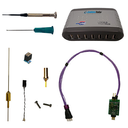 8400-K3: 4-Channel Tethered Mouse Preamplifier Kit