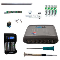 8500-K3: Tethered Mouse FSCV Accessory Kit