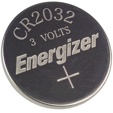 9033-CR2032: Wireless Biosensor Potentiostat Battery